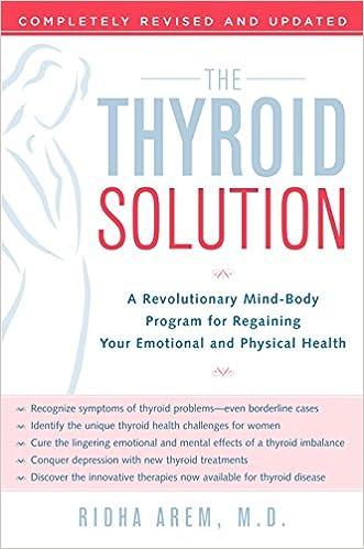 THE THYROID SOLUTION PDF