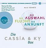 Die Cassia & Ky-Box: Inhalt: Die Auswahl, Die Flucht, Die Ankunft