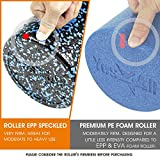 Yes4All EPP Exercise Foam Roller – Extra Firm