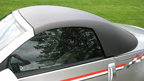 Removable Top Convertible - Smooth line - NISSAN 350Z 2002-09-Removable Hardtop for Convertible with Black Vinyl Exterior and Tinted Plexiglas Window - MADE IN USA