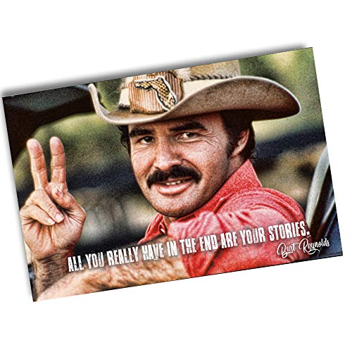 Smokey & The Bandit Burt Reynolds Bandit Edition Trans Am Peace Sign Wall Poster (One Poster 24x36) (Trans Am Smokey And The Bandit Edition)