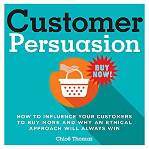 Customer Persuasion Audiobook