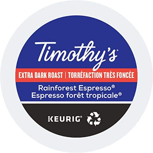Coffee Pods: Timothy's
