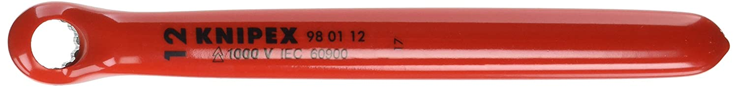 Knipex 98 01 12 Box Wrenches insulated 12mm