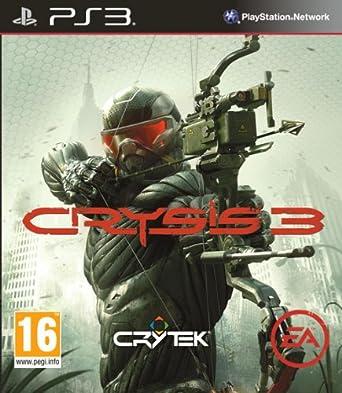 Crysis 3 (PS3) Games at amazon