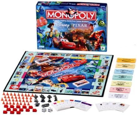 Disney Pixar Monopoly (japan import): Amazon.es: Juguetes y juegos