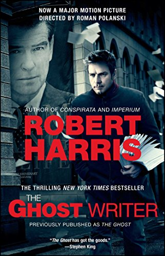 Robert Harris Ghost Ebook
