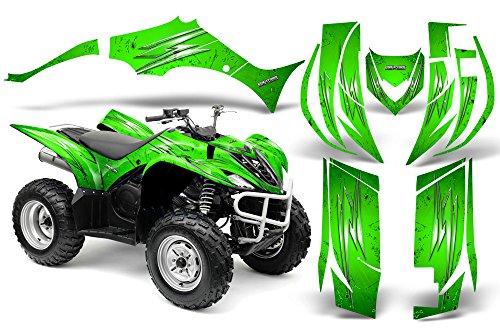 CreatorX Yamaha Wolverine 2006-2012 Graphics Cold Fusion Green -  CXAMZ008376