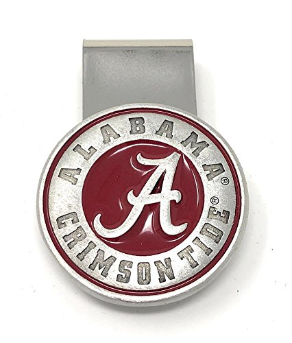 Heritage Pewter Alabama Crimson Tide Money - Clip Pewter Ncaa Money