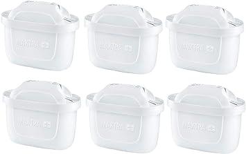 BRITA Maxtra Plus, Cartuchos de filtrado de agua, pack de 5 + 1 unidades: Amazon.es: Electrónica