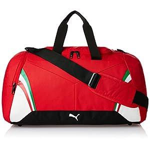 Puma Ferrari Polyester 52 centimeters Rosso Corsa Travel Duffle (7395401) 8c40633be51d6