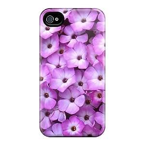 DaMMeke TolJnus1494idVwX Case For Iphone 4/4s With Nice Phlox & Lomatium Appearance
