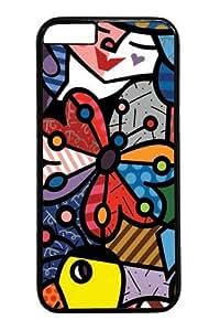 Art 15 Custom iphone 6 plus 5.5 inch Case Cover Polycarbonate Black