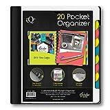 iScholar 20 Pocket Folder with Zipper