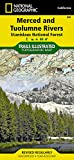 Search : Merced and Tuolumne Rivers [Stanislaus National Forest] (National Geographic Trails Illustrated Map)