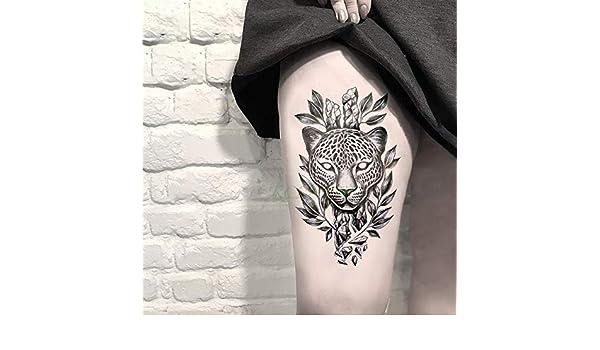 tzxdbh 3Pcs-Impermeable Tatuaje Chica de Dibujos Animados Arco ...