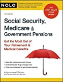 img - for Social Security, Medicare and Government Pensions: Get the Most Out of Your Reti book / textbook / text book