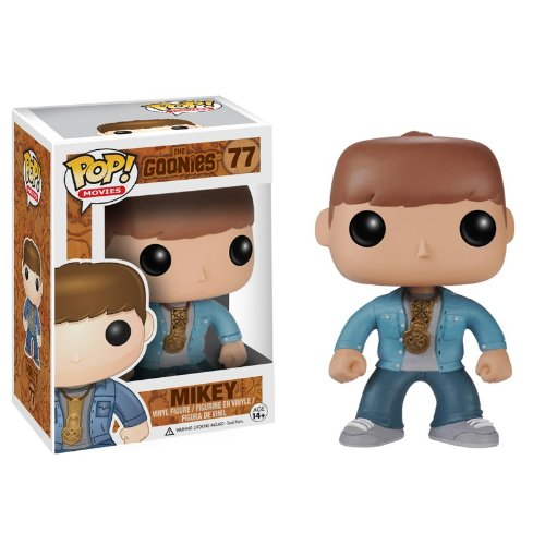 Funko POP Movies: Goonies Mikey Action Figure -