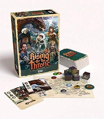 Txarli Factory Rising for The Throne - Juego de Mesa: Amazon.es: Juguetes y juegos