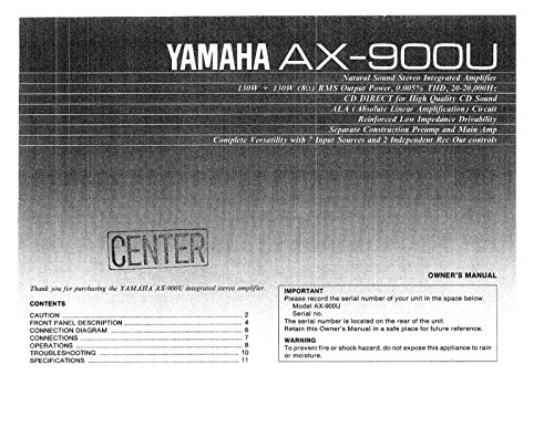 ax 900 - 1