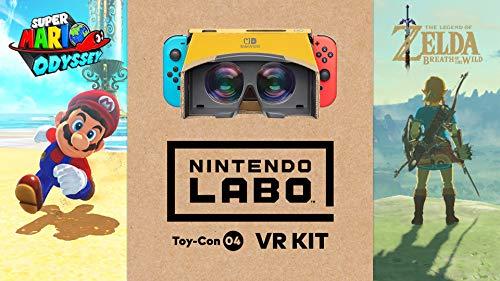 Nintendo Labo Toy-Con 04: VR Kit - Starter Set + Blaster - Switch 9