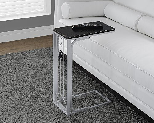 Monarch Accent Table Black