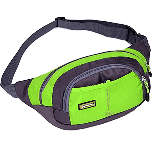 Fruits Sierra Gift Crate - JD Million shop Quality Waist Pack For Men Women Casual Functional Fanny Pack Bum Bag Hip Money Belt Travelling Mountaineering Mobile Phone Bag