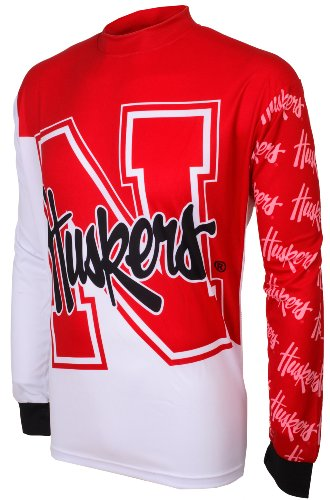 Nebraska Cycling Jersey Nebraska Cornhuskers Cycling