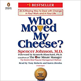read who moved my cheese
