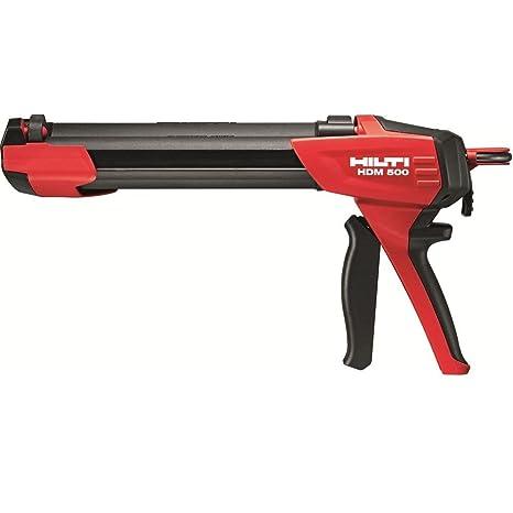 Hilti 3498241 HDM 500 Manual dispensador de adhesivo