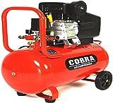 COBRA AIR TOOLS 50L LITRE AIR COMPRESSOR 9.5 CFM 2.5HP 230V 115PSI 8 BAR POWERFUL