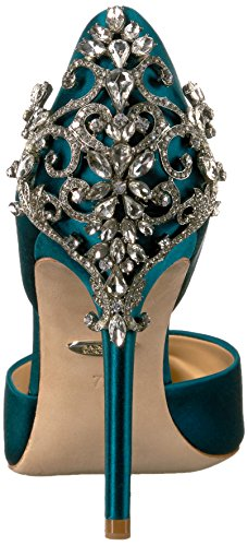 Badgley Mischka Women's Karma Pump Imperial Green cheap discount buy cheap latest buy cheap fashionable 100% guaranteed cheap price iYSryC