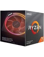 معالج جهاز كمبيوتر مكتبي غير مقفل ريزن من ايه ام دي كور 8 و16 مسلك 7 3700X Ryzen 7 3700X