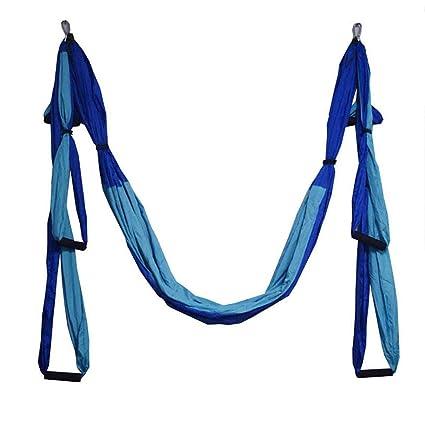 Amazon.com: Hyue - Hamaca de yoga para uso en interiores ...