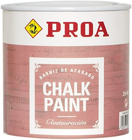 BARNIZ CHALK PAINT PROA 750 ml