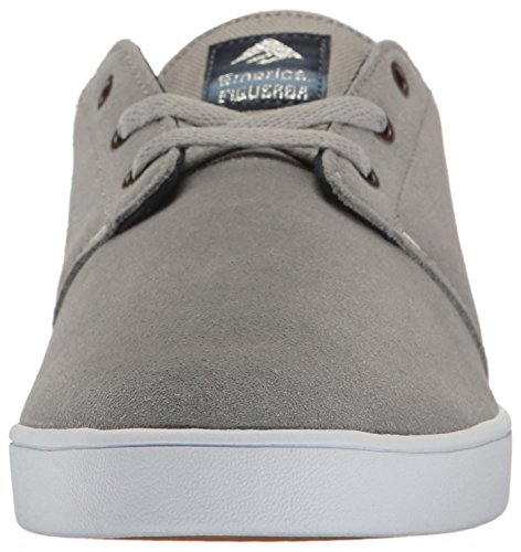 Emerica The Figueroa, Color: Grey, Size: 44 Eu / 10.5 Us / 9.5 Uk