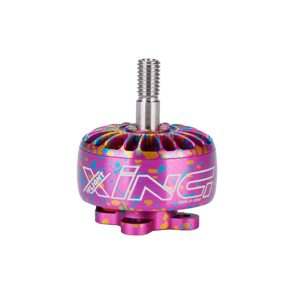 Brushless Motor Quadcopter Drone 2208 1700/1800/2150/2450KV Brushless Motor 2-6S for FPV RC Drone Pink by Hatop-