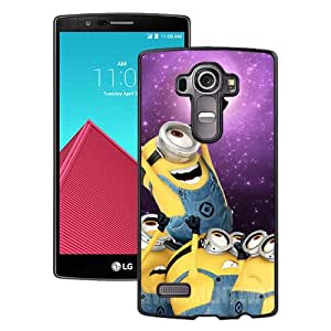Despicable Me 19 Black Fantastic Unique Cusstomized LG G4 Case
