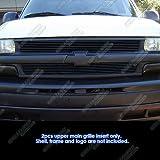 APS Fits Silverado 1500/Suburban/Tahoe Black Billet Grille Grill Insert #C65701H