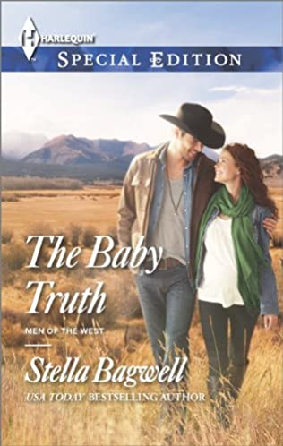 book cover of The Baby Truth
