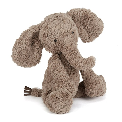 Jellycat Mumbles Elephant, 15 inches