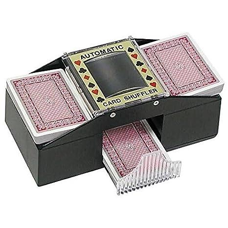 Pokerproductos Barajador de Cartas automático: Amazon.es ...