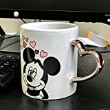"Minnie & Mickey ""Love"" Inspired Coffee or Tea"