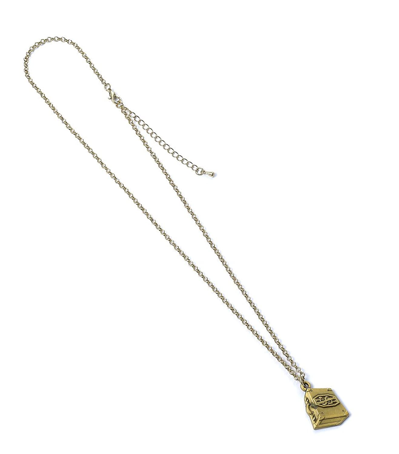 Fantastic Beasts and Where to Find Them Newt Scamander Suitcase Necklace