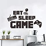 """Youyouyu Game Wall Decal Poster Dancing Wall Stickers Murals for Boys Bedroom Home Decor 18.5"""" X 16.5"""""""