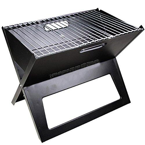 Im Freien faltbarer beweglicher BBQ-Grill-Kohlenstoff-Ofen