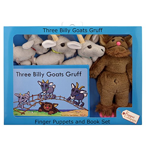 The Puppet Company Traditional Story Sets Three Billy Goa...