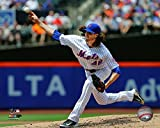 New York Mets Jacob deGrom Pitching 8x10 Photo Picture