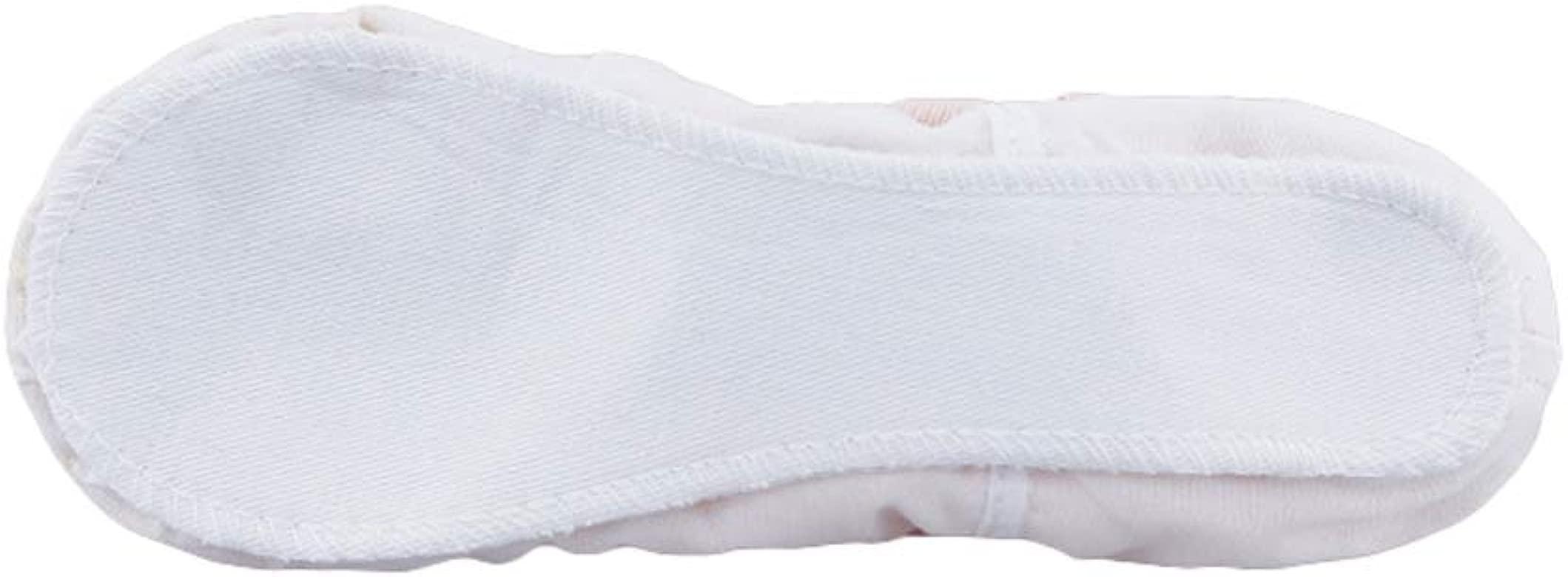 LFEWOX (2 Pairs) Zapatillas de Ballet para Niñas Niños ...
