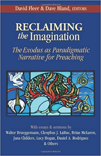 Reclaiming the Imagination: The Exodus as Paradigmatic